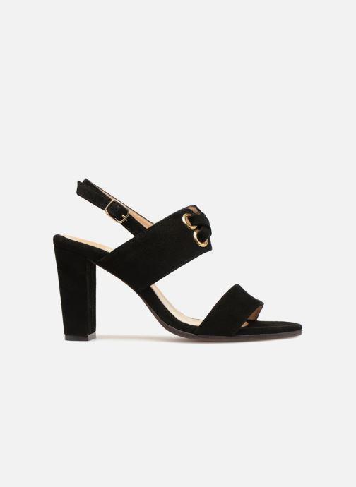 Sandales et nu-pieds Tila March TMS262-MO-02-01 Noir vue derrière