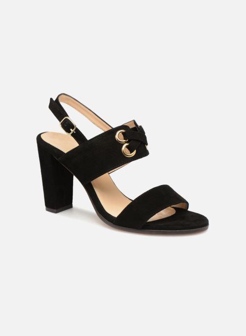 Sandales et nu-pieds Tila March TMS262-MO-02-01 Noir vue détail/paire