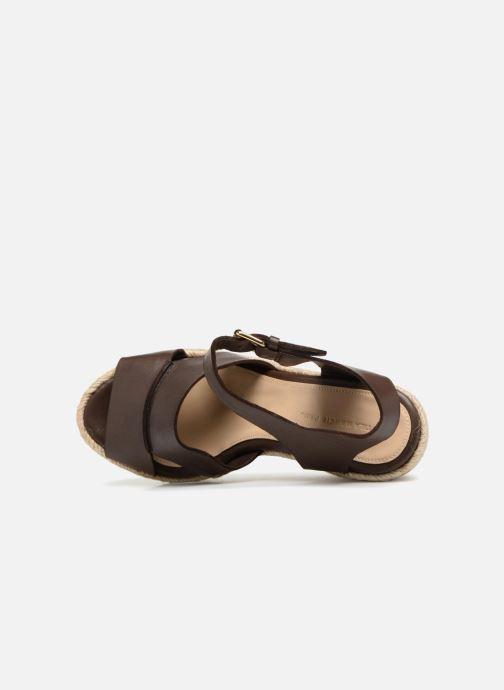 Sandales et nu-pieds Tila March TMS68-AM-01-19 Marron vue gauche