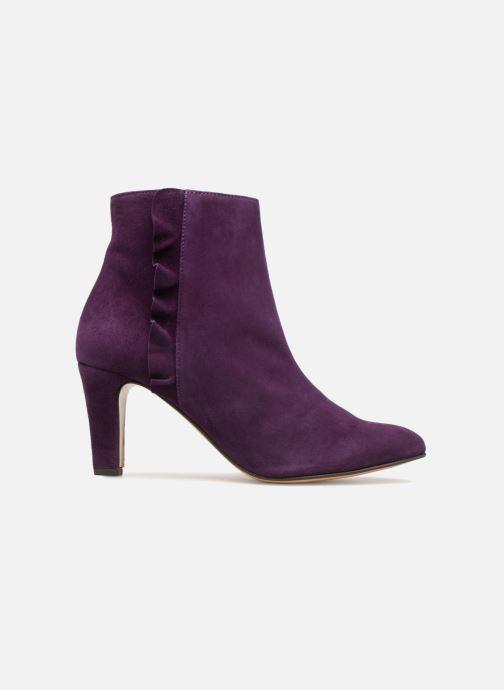 Bottines et boots Tila March Muzelle Flounce Violet vue derrière