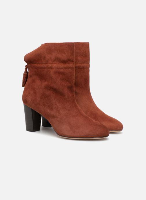 Boots en enkellaarsjes Tila March TMS307-LE-02 Bruin 3/4'