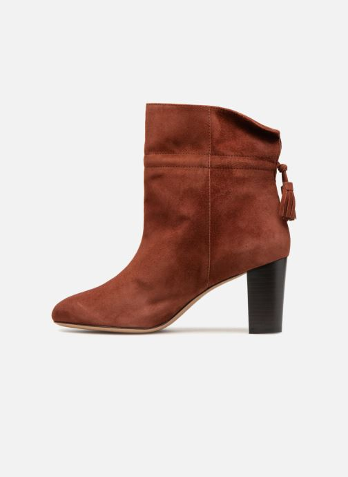 Bottines et boots Tila March TMS307-LE-02 Marron vue face