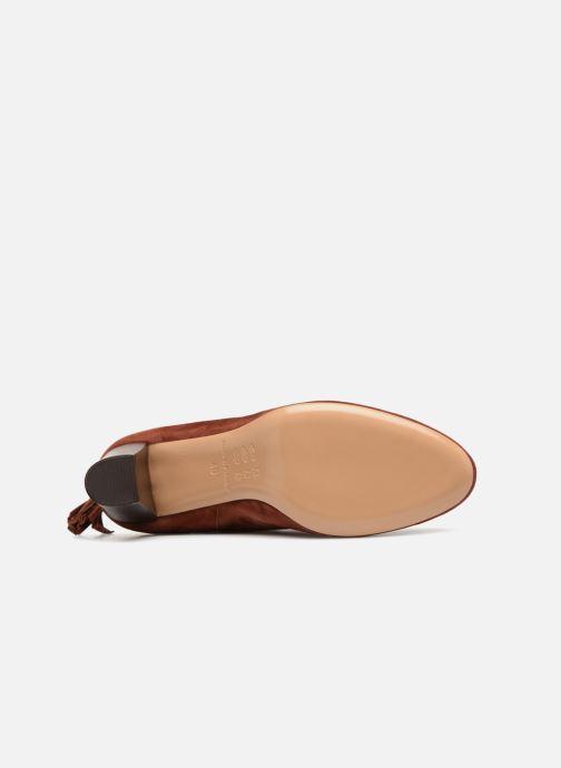Boots en enkellaarsjes Tila March TMS307-LE-02 Bruin boven