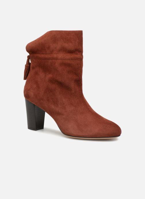 Boots en enkellaarsjes Tila March TMS307-LE-02 Bruin detail
