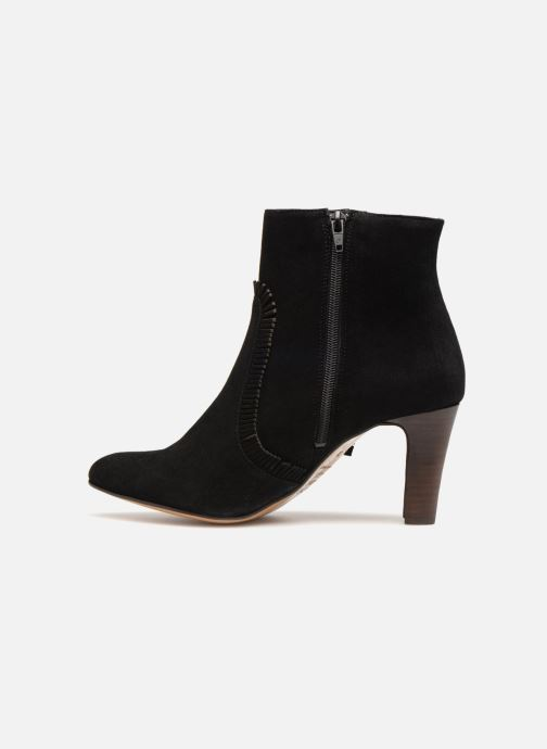 Ankle boots Tila March TMS323-CH-02 Black front view