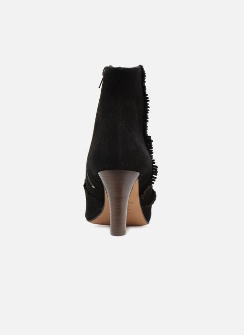 Ankle boots Tila March TMS323-CH-02 Black view from the right