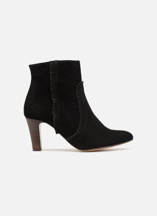 Ankle boots Tila March TMS323-CH-02 Black back view
