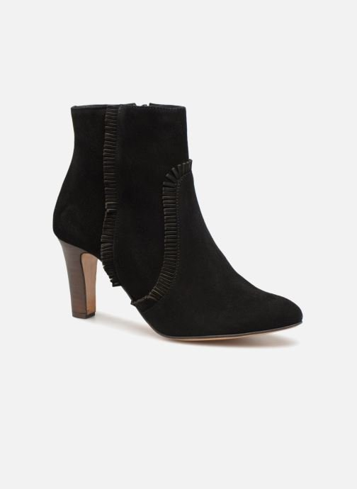 Ankle boots Tila March TMS323-CH-02 Black detailed view/ Pair view
