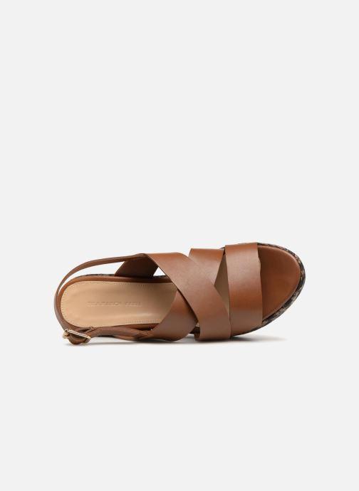 Sandales et nu-pieds Tila March TMS205-JO-40-03 Marron vue gauche