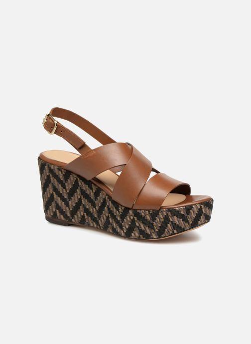 Sandales et nu-pieds Tila March TMS205-JO-40-03 Marron vue détail/paire