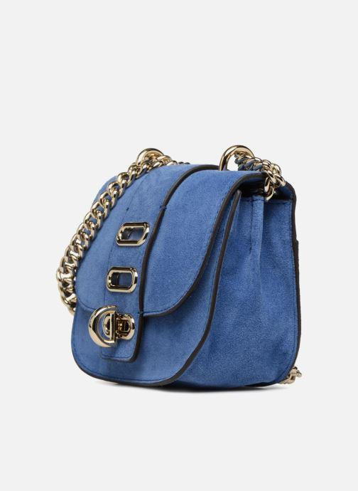 Bolsos de mano Tila March TMM16-02 Azul vista del modelo
