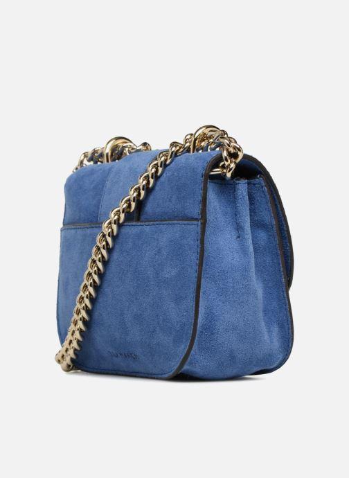 Bolsos de mano Tila March TMM16-02 Azul vista lateral derecha