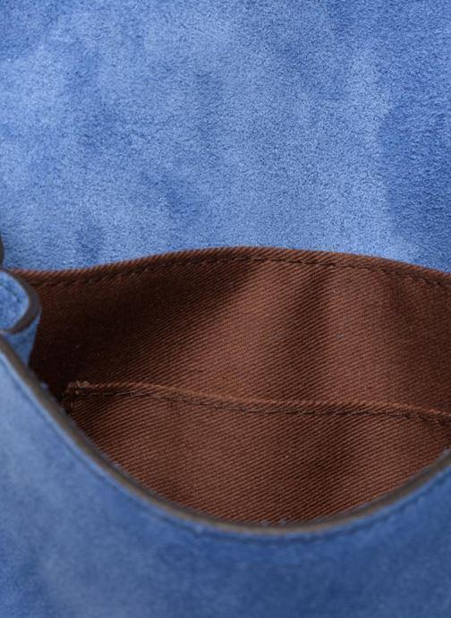 Bolsos de mano Tila March TMM16-02 Azul vistra trasera