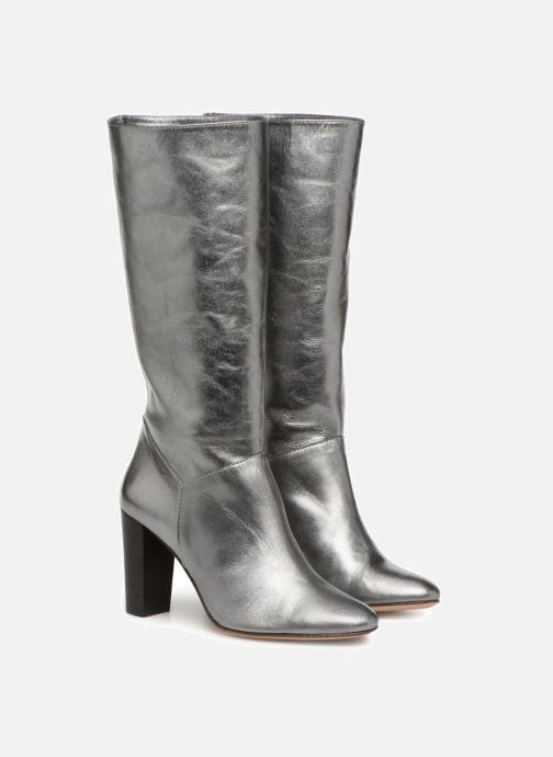 Tila March TMS329-TA-46 (silber) - Stiefel Stiefel Stiefel bei Más cómodo fff957
