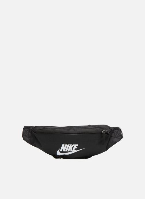 Kleine lederwaren Nike NK HERITAGE HIP PACK Zwart detail