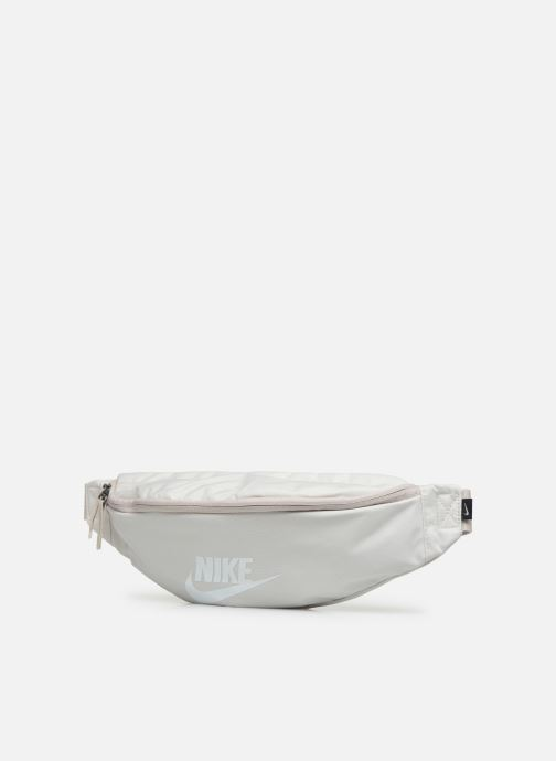 Handtassen Nike NK HERITAGE HIP PACK Wit model