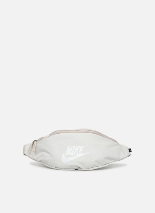 Kleine lederwaren Nike NK HERITAGE HIP PACK Wit detail
