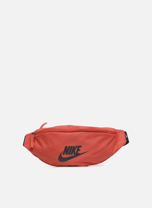 Petite Maroquinerie Nike NK HERITAGE HIP PACK Orange vue détail/paire