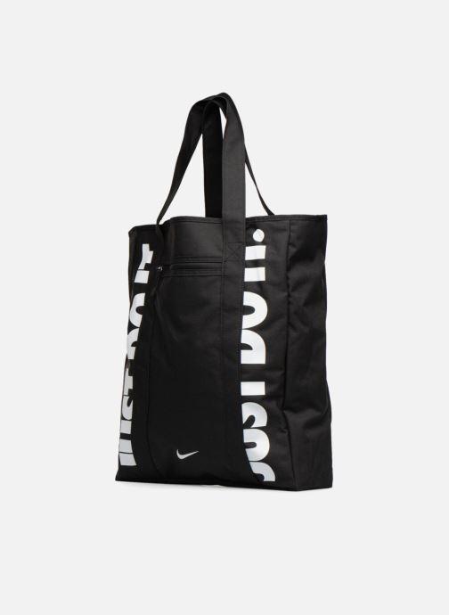 Sporttassen Nike W NK GYM TOTE Zwart model