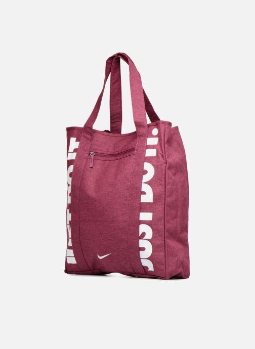 Sporttaschen Nike W NK GYM TOTE rosa schuhe getragen