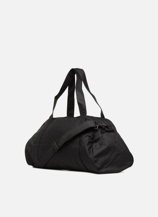 Sports bags Nike W NK GYM CLUB Black view from the right