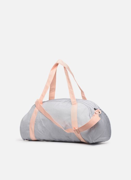 Sports bags Nike W NK GYM CLUB Grey view from the right