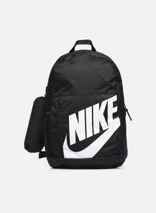 Sacs à dos Nike Y NK ELMNTL BKPK Noir vue détail/paire