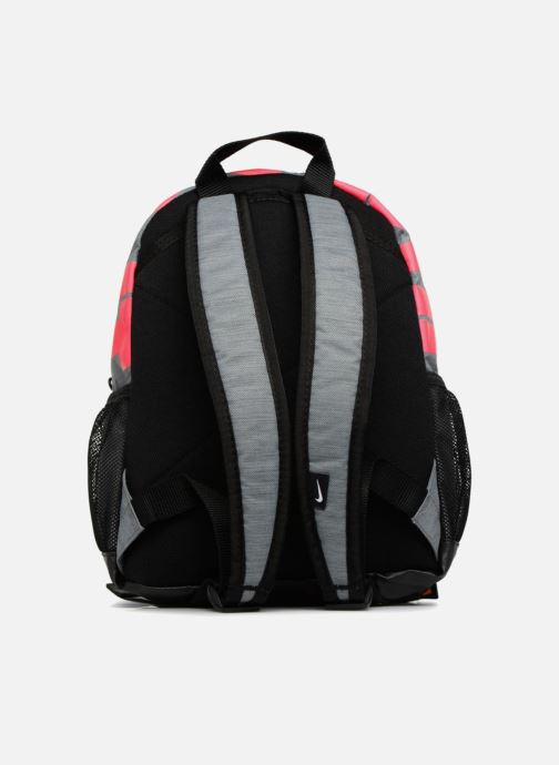 Rucksacks Nike Y NK BRSLA JDI MINI BKPK Grey front view