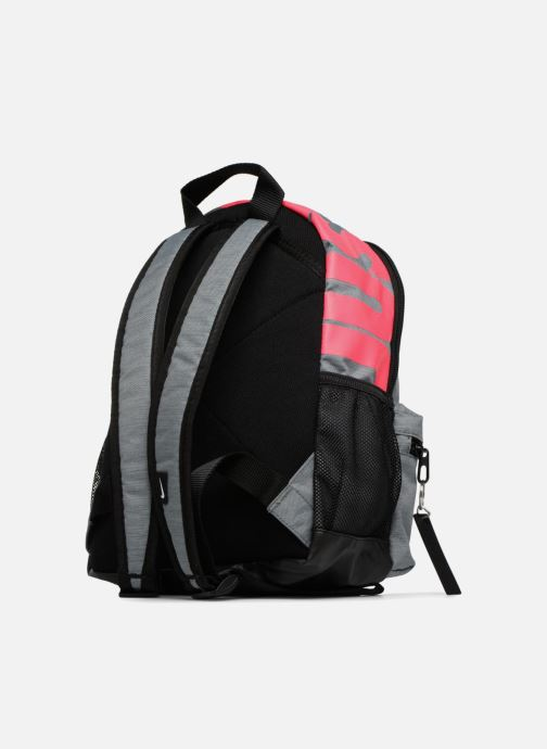 Rucksacks Nike Y NK BRSLA JDI MINI BKPK Grey view from the right