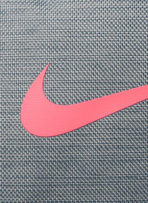 Mochilas Nike Y NK BRSLA JDI MINI BKPK Gris vista lateral izquierda