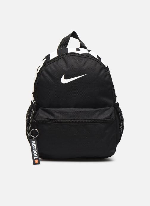 Mochilas Nike Y NK BRSLA JDI MINI BKPK Negro vista de detalle / par