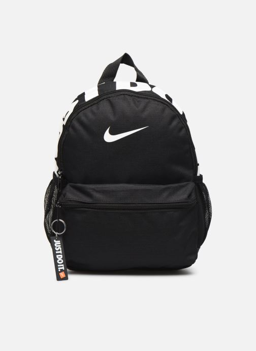 Rugzakken Nike Y NK BRSLA JDI MINI BKPK Zwart detail