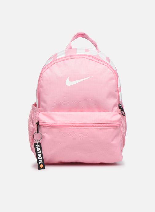 Sacs à dos Nike Y NK BRSLA JDI MINI BKPK Rose vue détail/paire