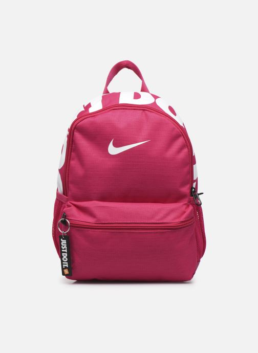 Zaini Nike Y NK BRSLA JDI MINI BKPK Rosa vedi dettaglio/paio