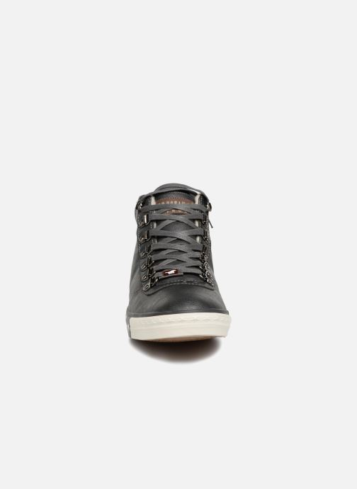 Trainers Mustang shoes Stel Grey model view