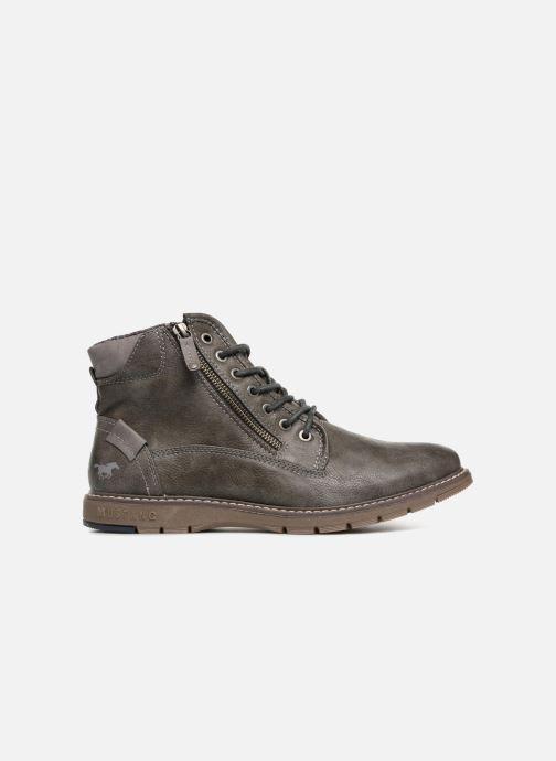 Bottines et boots Mustang shoes Calagan Gris vue derrière