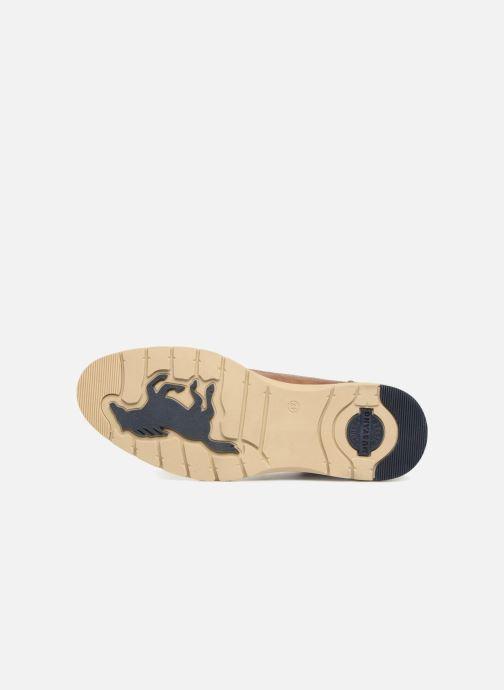 Bottines et boots Mustang shoes Calagan Marron vue haut