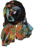 Sciarpa y foulard Accessori TIGER FLOWER