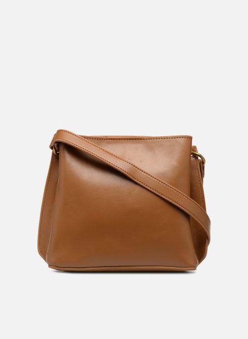 Handtaschen Nat & Nin APRIL braun ansicht von vorne