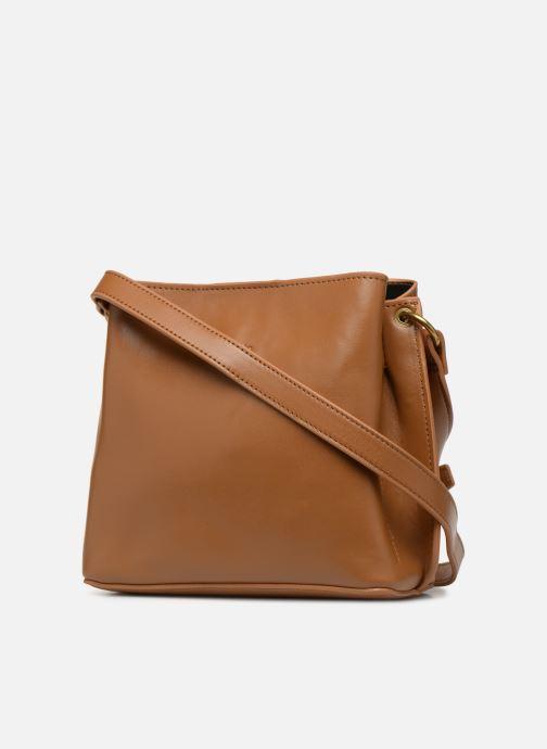 Handtaschen Nat & Nin APRIL braun ansicht von rechts