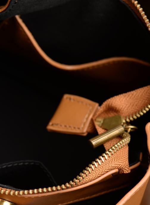 Handtaschen Nat & Nin APRIL braun ansicht von hinten