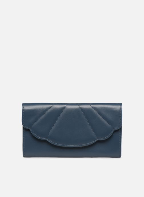 Petite Maroquinerie Nat & Nin BALI Bleu vue détail/paire