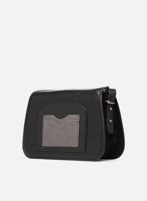 Bolsos de mano Nat & Nin JUDITH Negro vista del modelo
