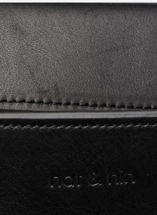 Bolsos de mano Nat & Nin JUDITH Negro vista lateral izquierda