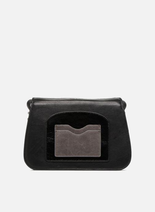 Handtassen Nat & Nin JUDITH Zwart detail
