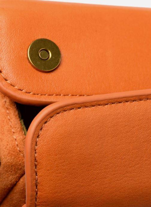 Bolsos de mano Nat & Nin JUDITH Amarillo vista lateral izquierda