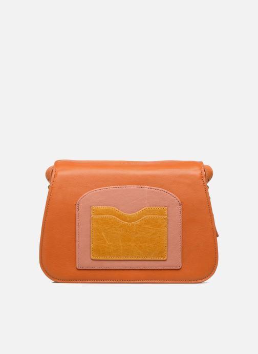 Bolsos de mano Nat & Nin JUDITH Amarillo vista de detalle / par