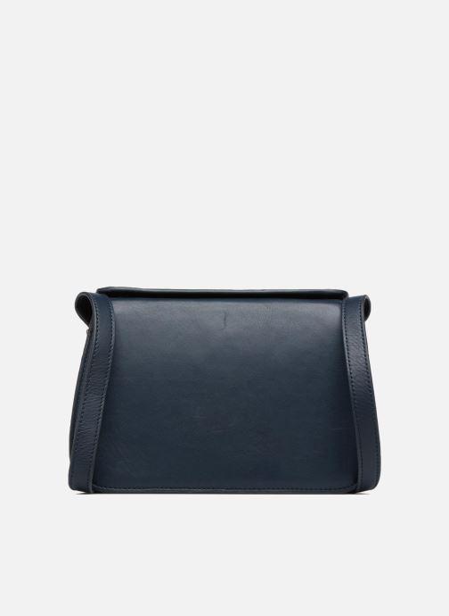 Handtaschen Nat & Nin JUDITH blau ansicht von vorne