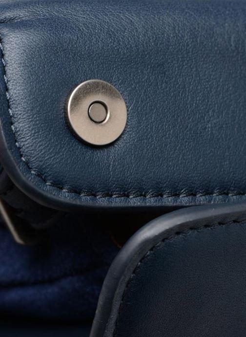 Handtaschen Nat & Nin JUDITH blau ansicht von links