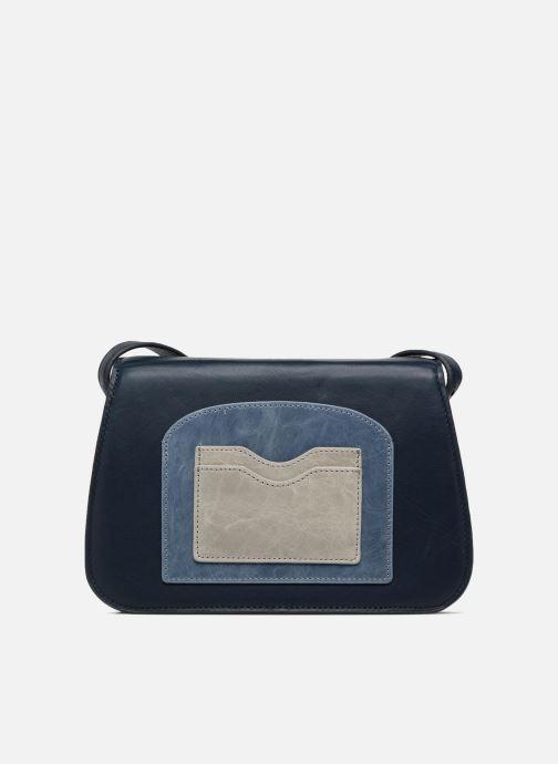 Handtassen Nat & Nin JUDITH Blauw detail